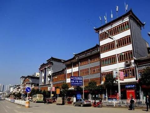 """贵州""""幸运""""的县城,距离贵阳仅150公里,被称""""状元之乡"""""""