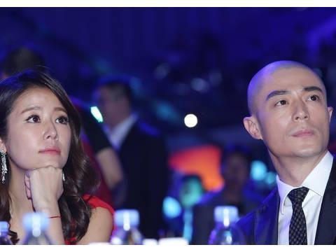 林心如:要不是他劈腿,我就不用40岁嫁人,霍建华:嫁我很委屈?
