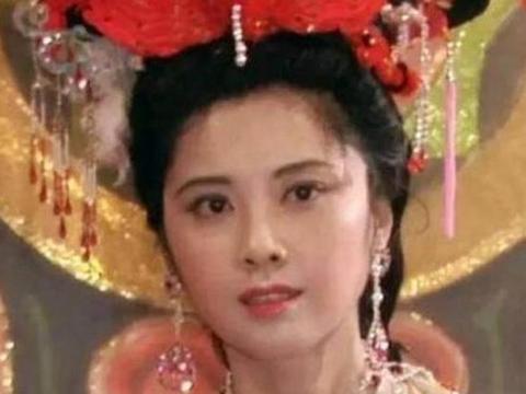 86版《西游记》朱琳才是真正的大美女,她真的对徐少华动情了?