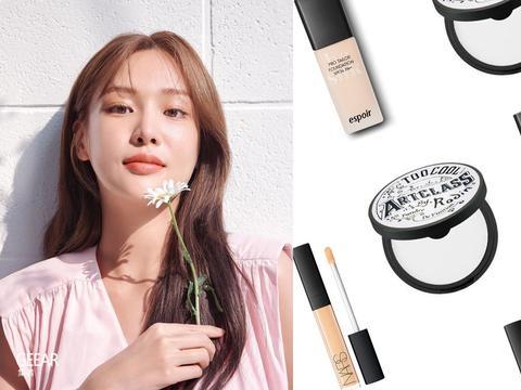 想拥有韩国女生水润又无瑕的完美底妆?看看她们常用的护肤品吧!