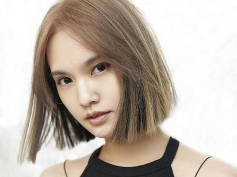 杨丞琳换新发型,发色太吸睛!网友:原来还可以两种发色齐上阵!