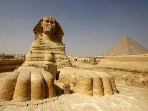意外挖掘一件古埃及文物,有5100年历史,专家记载炎黄与蚩尤之战