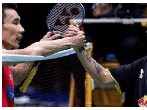 林丹在我心里,永远都是打赢李宗伟,得冠军的林丹!