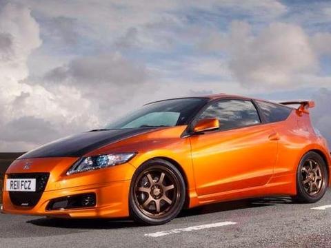 重新注册CR-Z商标,日系混动小跑车有望重回市场