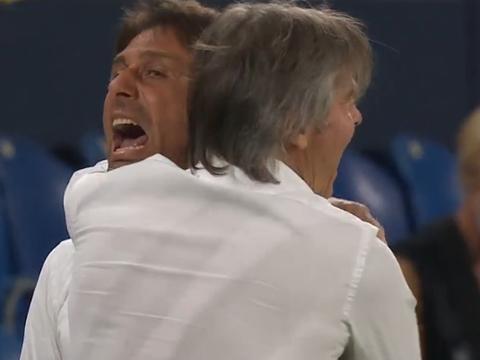 意甲5.8亿豪门晋级欧联杯8强,主帅咆哮庆祝,有望直通决赛