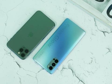 苹果落后了?Reno4 Pro、iPhone 11 Pro影像对比,结局太意外