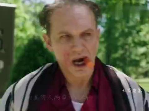 犯罪电影:小弟用胡萝卜做雪茄,糊弄江湖大哥,结果自己倒霉了!