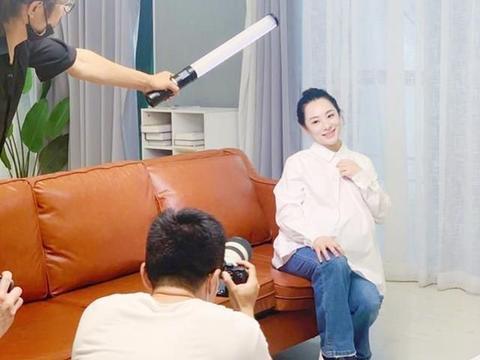 奥运冠军刘璇孕期肚大如箩,被怀疑是双胞胎,自曝怀二胎十分辛苦