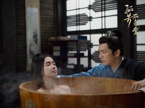 钟汉良的《孤芳不自赏》要战争也要爱情,冰火兼容成古装剧新画风