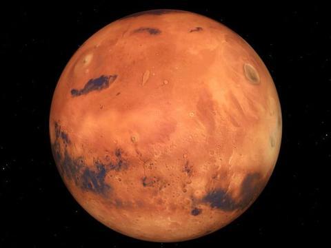 火星探测器传回照片,火星或存在远古生命,移居火星不是梦!