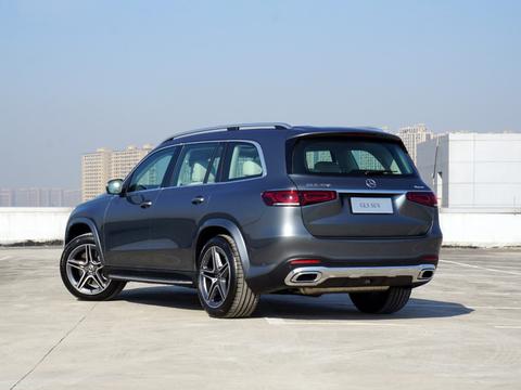 2020款奔驰GLS中型旗舰豪华SUV 搭载3.0T+9AT+全时四驱系统
