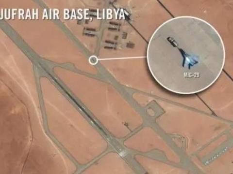 米格-29之后,疑似S-300防空系统现身利比亚,俄罗斯保持沉默