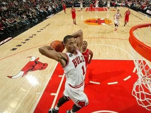 NBA永远的玫瑰!高清无水印罗斯壁纸,赶快来收藏吧!