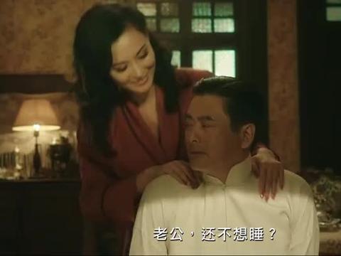 为了爱情也为了大义,发哥送走袁泉,自己独自留在上海