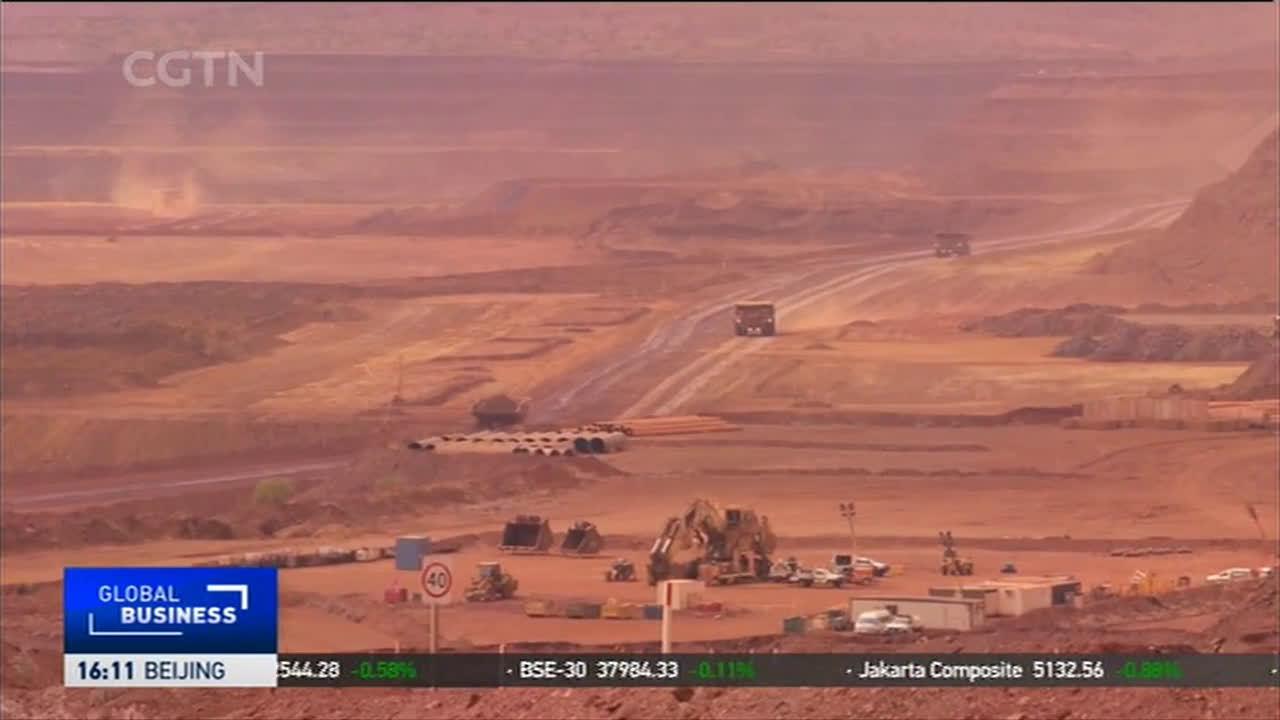 澳大利亚铁矿石出口创历史新高
