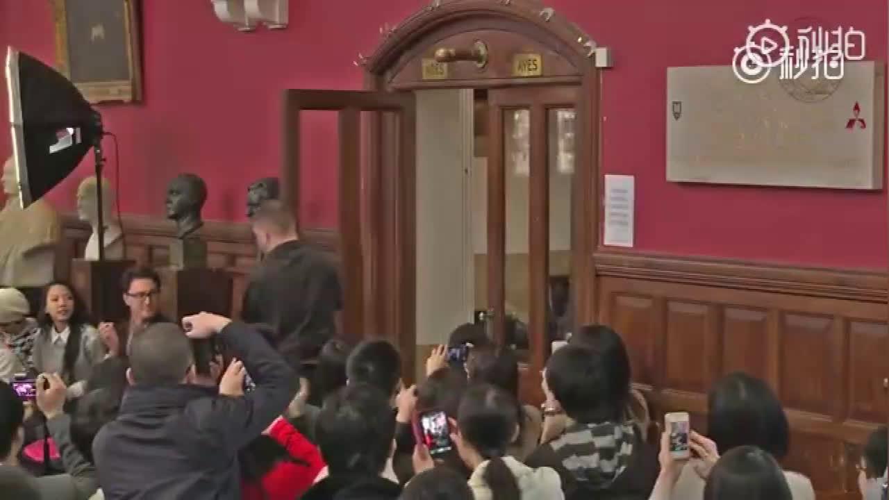 王力宏牛津大学英文演讲(完整版)
