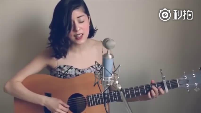 法国经典歌曲《玫瑰人生》翻唱版 Daniela Andrade的声音就是玫瑰