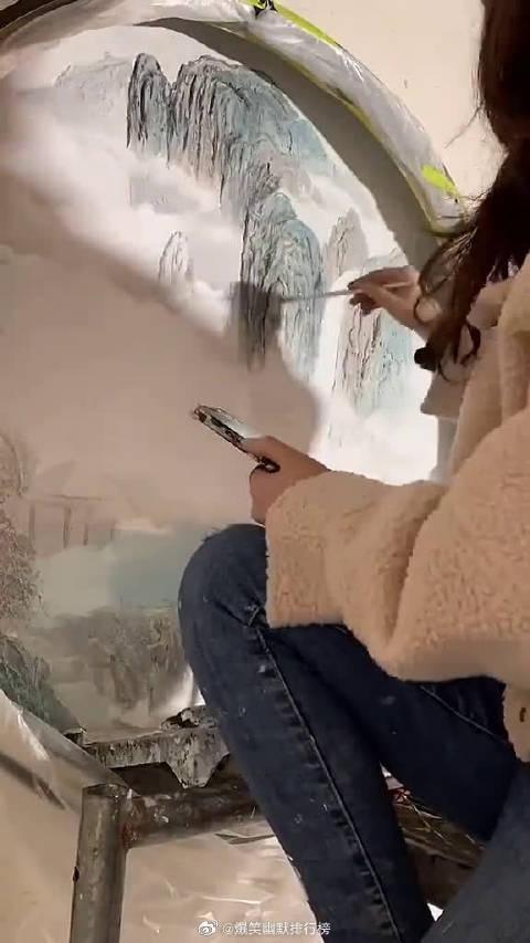 妈妈问我学画画将来能做什么