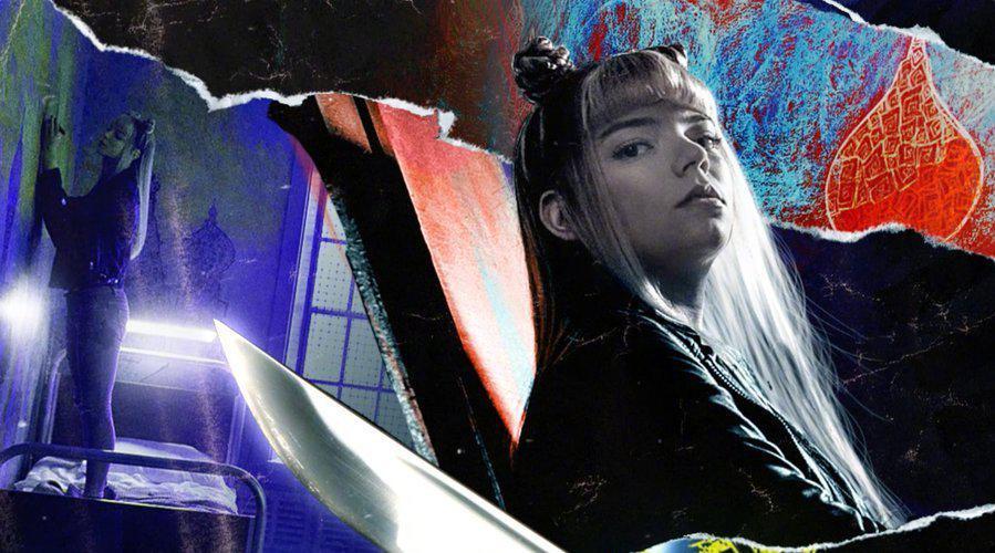 """X战警系列电影曝光角色预告:""""秘客(Magik)""""(安雅·泰勒-乔伊 饰演)"""