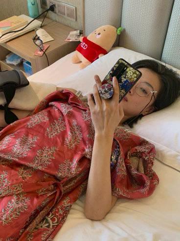 万茜观众喜爱度第一了,而网友对于她车祸的恶意不消……