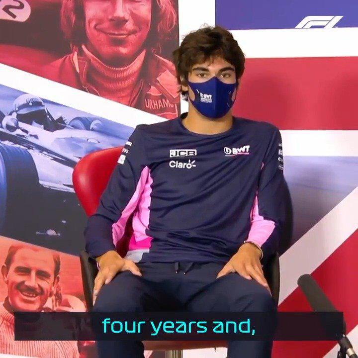 """""""我的生活""""❤️ """"速度和肾上腺素""""💪 """"一份工作""""😂 F1对于"""
