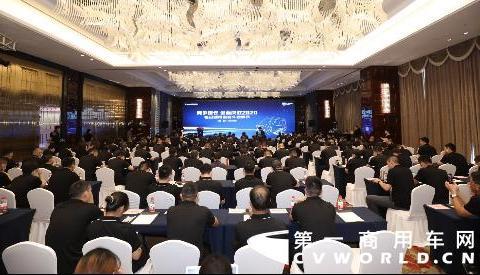 竞争增长·全面决胜2020 福田图雅诺奋斗者峰会在杭州举行