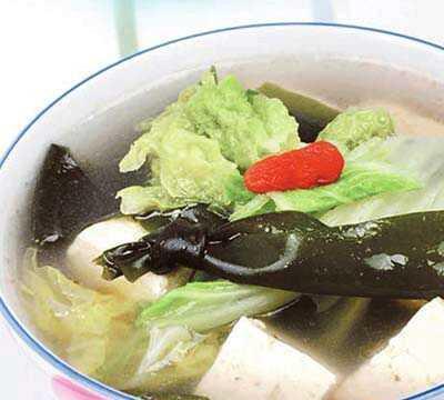 美食推荐:海带炖豆腐、宫保土豆、莲子猪肚汤、金针豆腐瘦肉煲