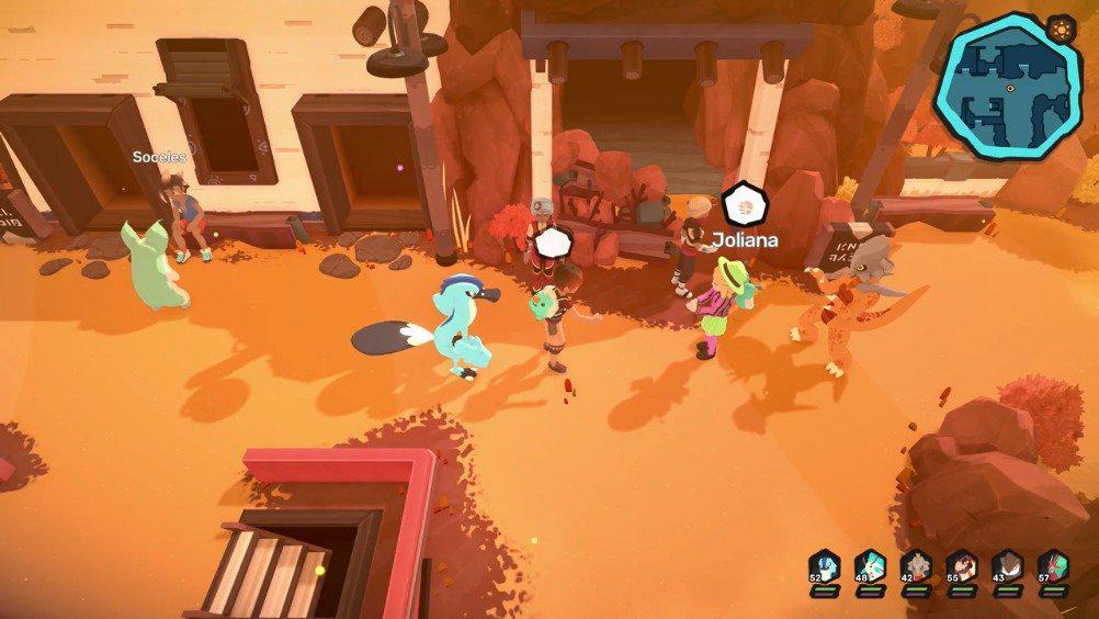 类宝可梦收集游戏《Temtem》将于2021年登陆PS5平台