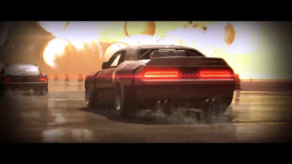 PS4《Fast & Furious Crossroads》发售预告