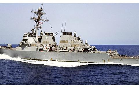 两艘核潜艇抵近美国后院,32枚潜射导弹打开制导,美国呼吁克制