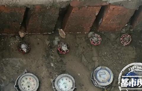 家中水表漏水,2个月用水高达200吨!洪城水业:用户的负责
