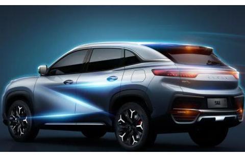 全铝车身 正向研发!奇瑞全新中型SUV八月底上市