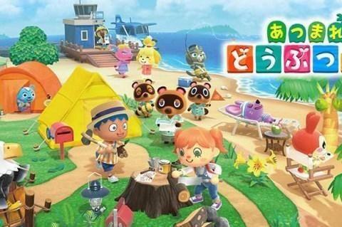 《集合啦动物森友会》总销量突破2240万份,成任天堂第二畅销游戏