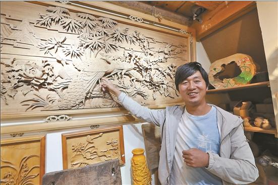 剑川推进木雕产业提质增效