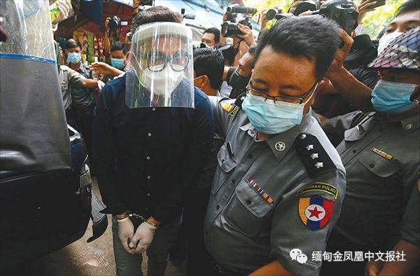 """缅甸违反防疫禁令的知名牧师终于被判了,刑期你""""满意""""吗?"""