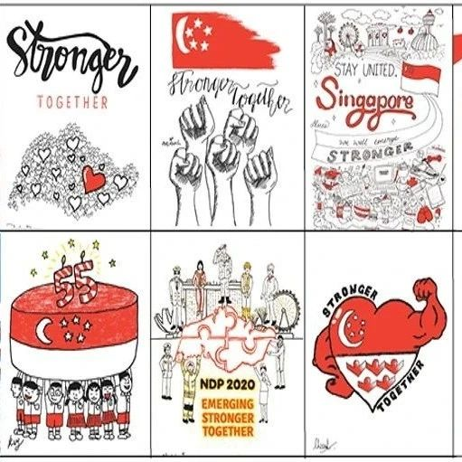 新加坡教育部组织学生以特殊方式纪念国庆,2020国庆盛典即将到来,五大不同给你不一样的新体验!