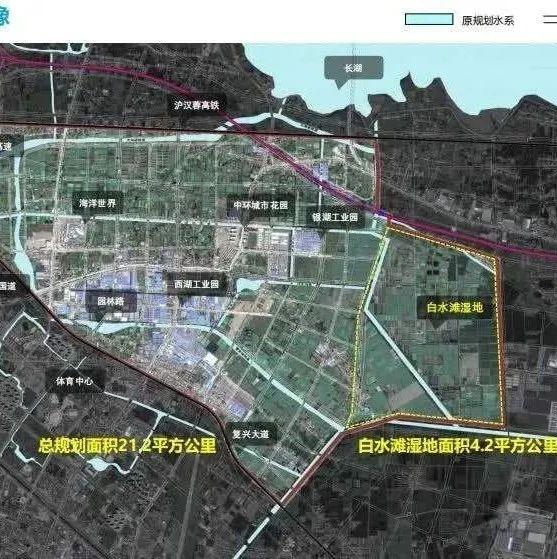 给力!投资13亿,荆州城区又一座湿地公园!
