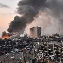 黎巴嫩大爆炸,CNN果然开始带节奏