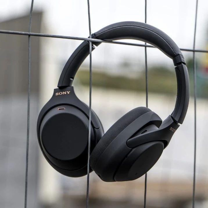索尼推出了更完美的头戴式降噪耳机 WH-1000XM4