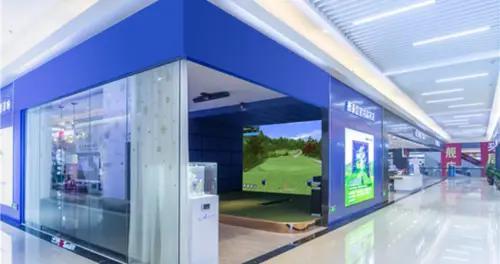 NEC把高尔夫球场搬进室内 共享娱乐休闲新体验