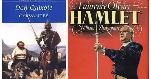 屠格涅夫:哈姆雷特是怀疑的象征,堂吉诃德是信仰的象征