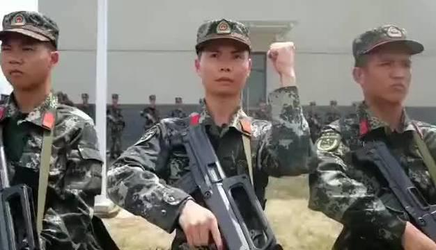 燃!武警湖北总队襄阳支队组织实战化大练兵!(刘晓)