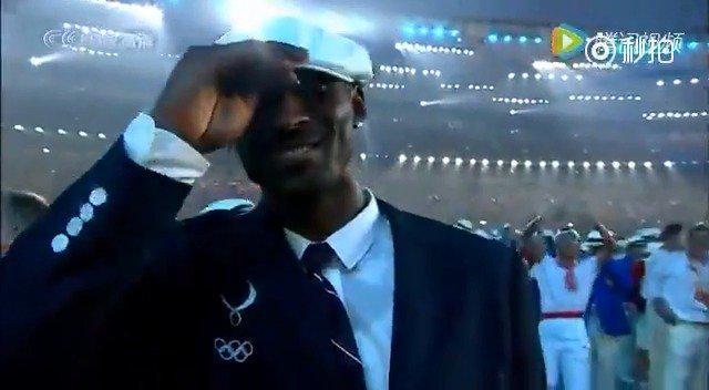 人气爆棚!12年前的今天,2008年8月8号北京奥运会开幕式的时候……