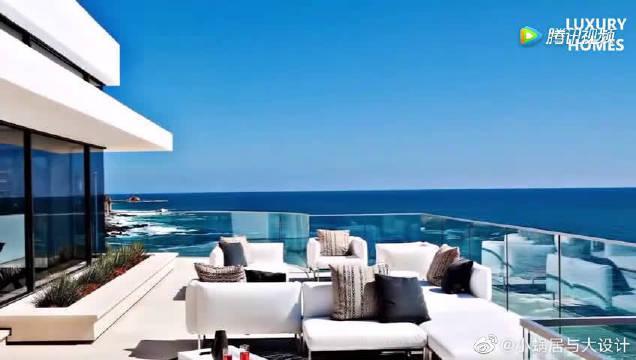 海边别墅装修效果,你的家居设计视觉盛宴