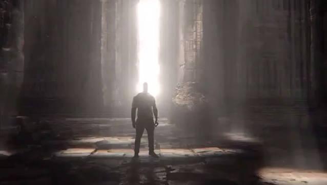 """""""黑亚当""""巨石强森也上传了DC FanDome阵容的宣传片……"""