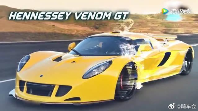 世界前十名速度最快的汽车,这排名想不到!