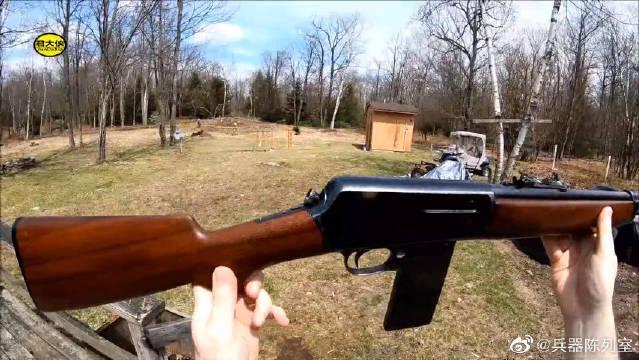 第一视角欣赏:卡宾枪、手枪,靶场实弹射击测试!