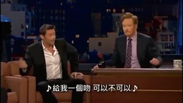 哈哈哈哈哈哈哈哈哈哈快了康康外国人唱中文歌……