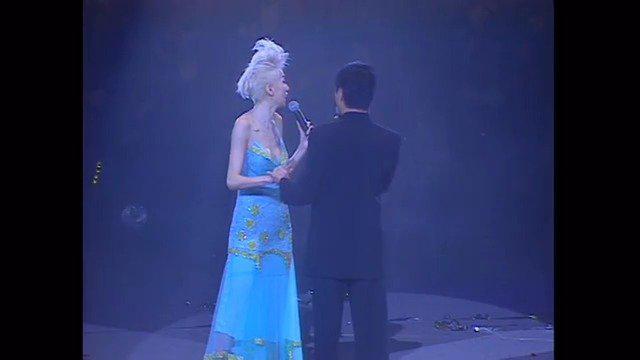 张国荣 X 梅艳芳经典现场 - 2002年《芳华绝代》+《缘分》……