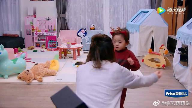 咘咘、波妞最可爱的剪集~ 贾静雯一家真的太幸福了……